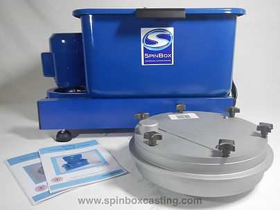 spinbox centrifugal casting machine