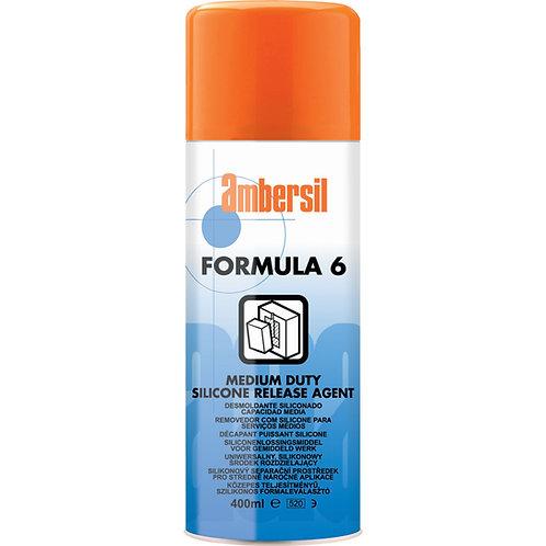 Ambersil Formula 6 Film Spray 400ml Release Agent