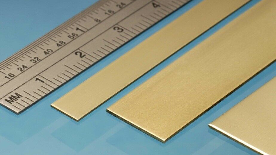 Albion Alloys Brass Strip