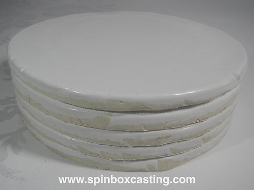 silicone rubber mould discs
