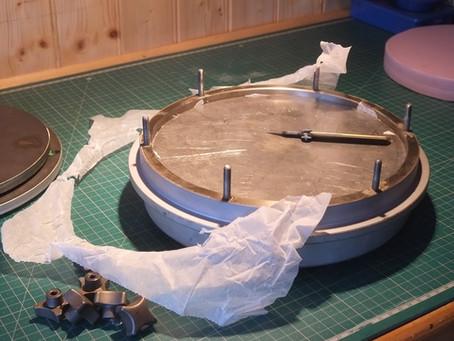 Step by Step Mouldmaking Part 2 De-Moulding Gates and Casting