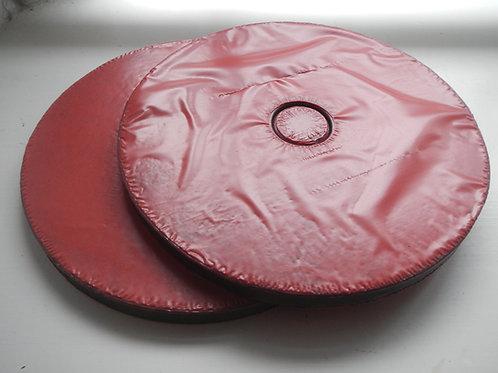 Casting Discs 9 inch Black Organic Rubber 60 IRHD
