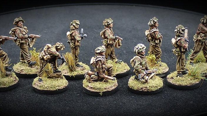 20UK1945 Infantry Section 1