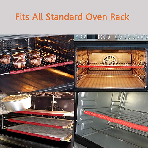 Oven Rack Silicone Protectors