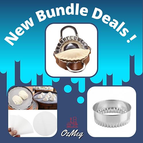 Bundle Dumpling Kit