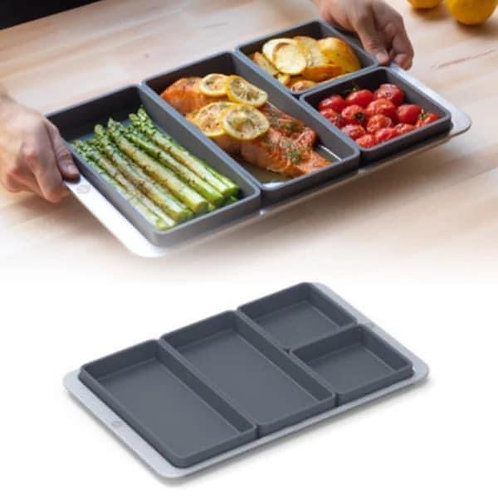 Baking Tray Silicone Dividers