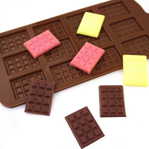 Silicone Chocolate Bar Mould