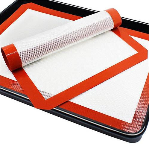 Silicone Baking Mats, Perfect For Oven Trays & Air fryers