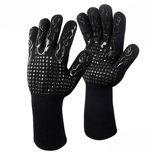 Silicone Gripped Oven Gloves