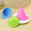 Thumbnail: Silicone Collapsible Funnel