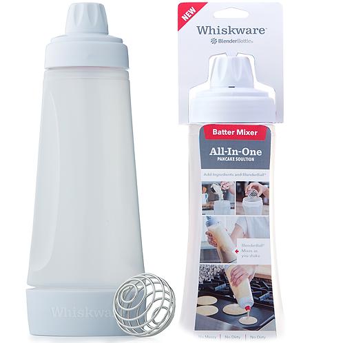 Whiskware Batter Bottle/Health Shake Bottle