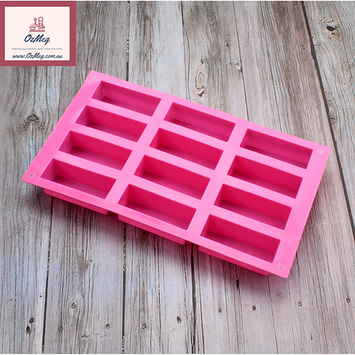 Silicone Snack Bar Mould