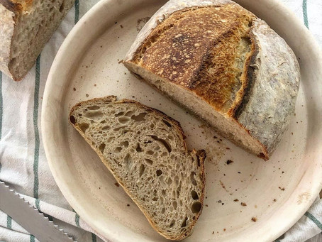 Different ways to Slice Homemade Bread