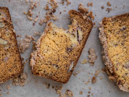 Baking Your Own Tasty Homemade Banana Pecan Bread - Perfect for all Bread Bakers and Lovers