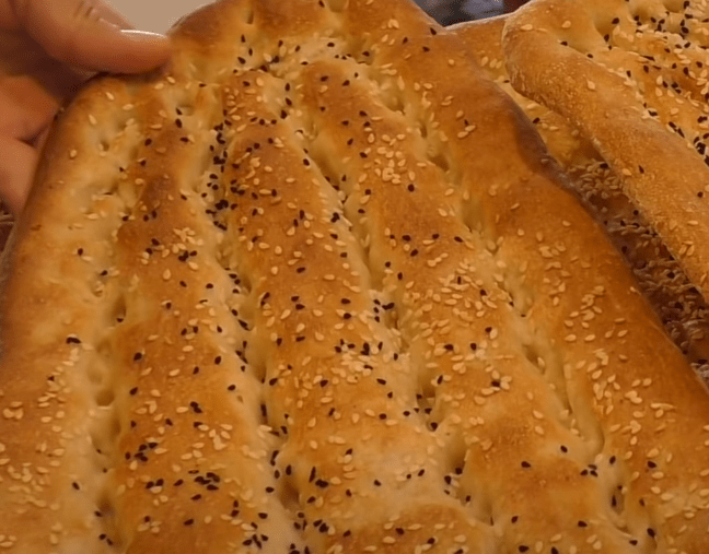 Well Baked Homemade Barbari Bread