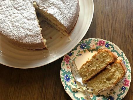 Italian sponge cake