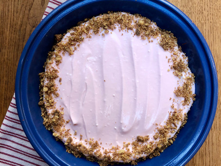Storecupboard cheesecake
