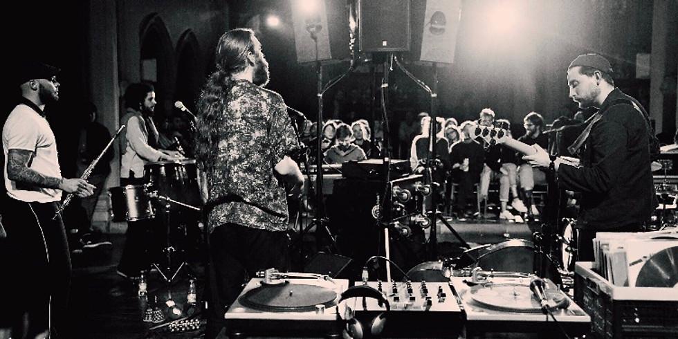 TENDERLONIOUS PRESENTS RUBY RUSHTON + QUAKE DJS