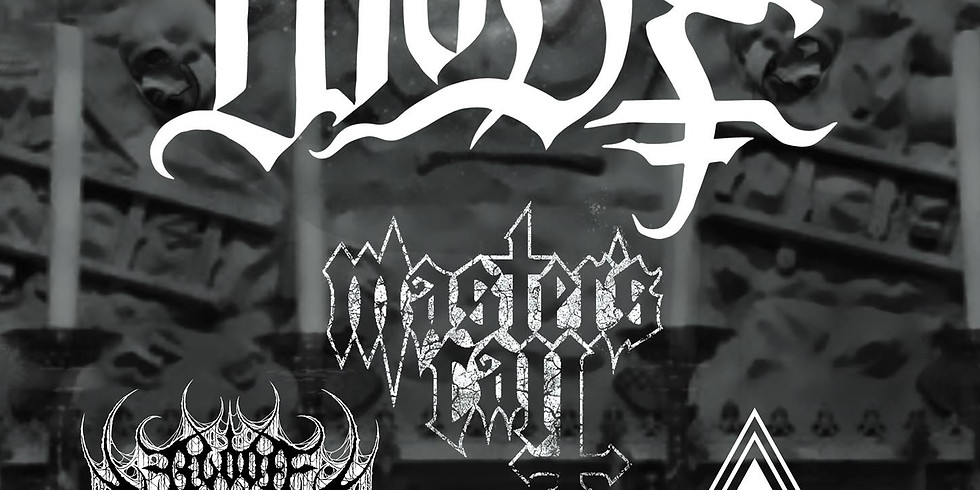 WODE // MASTER'S CALL // ANTRE // BLOOD COUNTESS