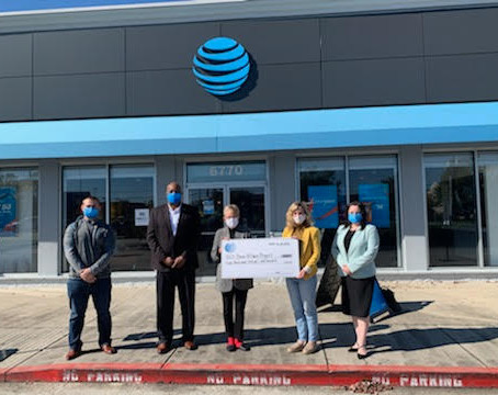 AT&T Supports TOP!