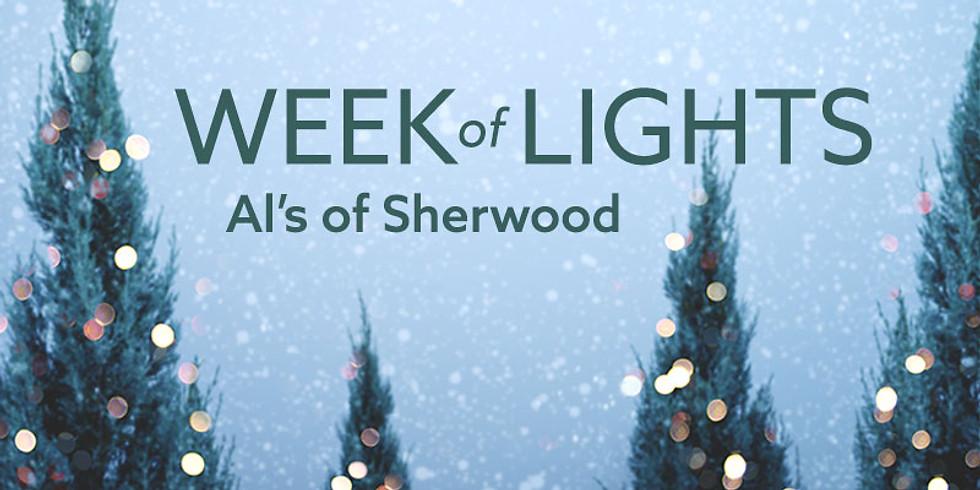Sherwood - Week of Lights