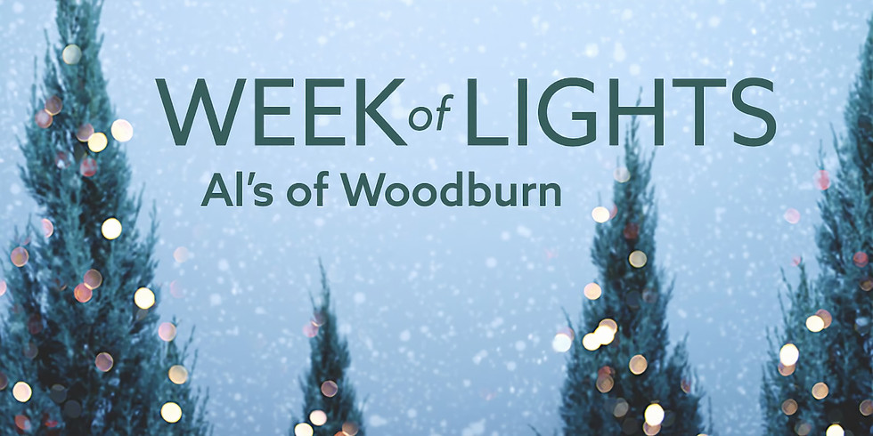 Woodburn - Week of Lights