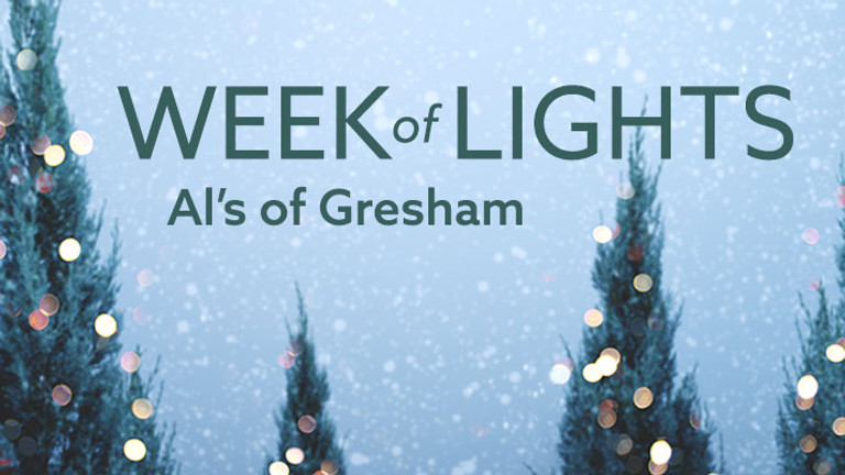 Gresham - Week of Lights