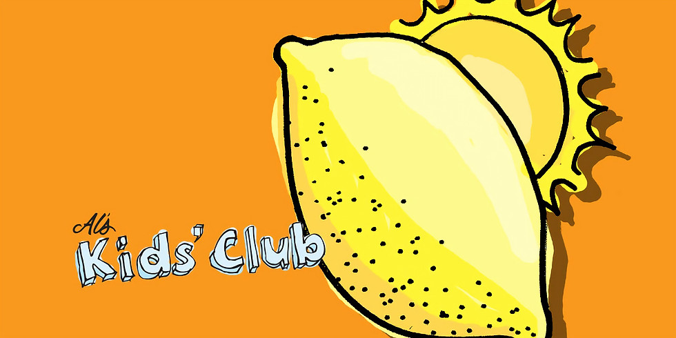 Summertime Citrus