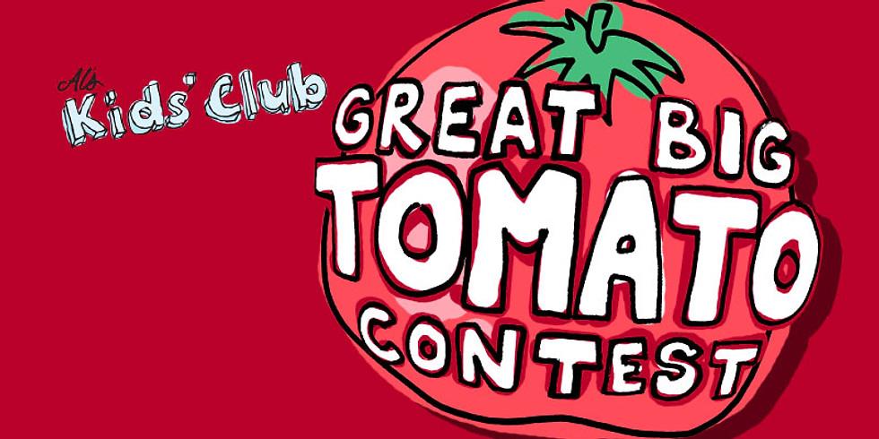 Great BIG TOMATO Contest