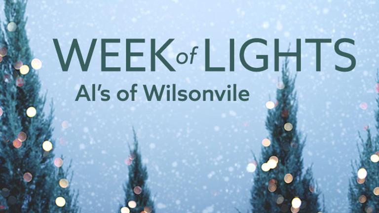 Wilsonville - Week of Lights