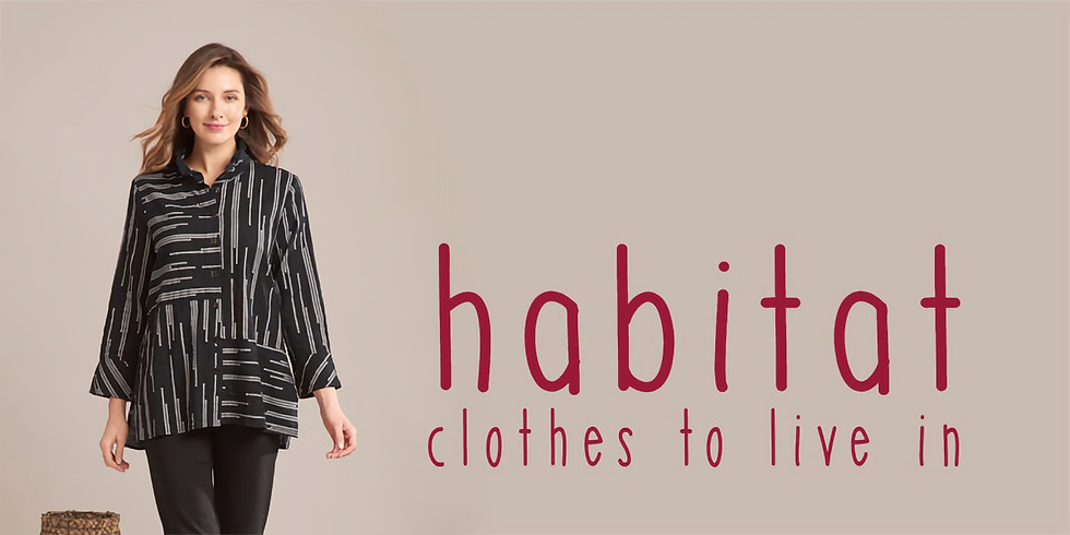 Habitat Trunk Show