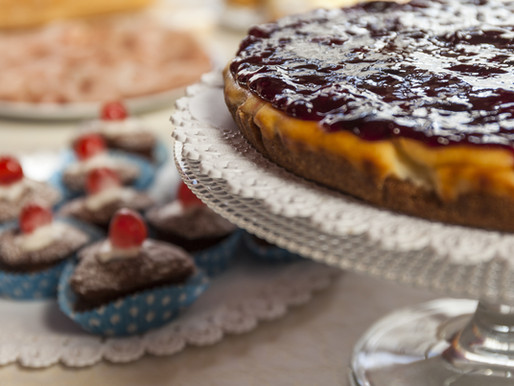 Are cheesecakes safe to eat during pregnancy?