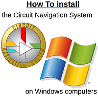 an explaination how to install the CNS on windows computers