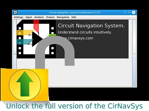 CNS Full version upgrade