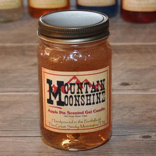 Apple Pie Moonshine Candle