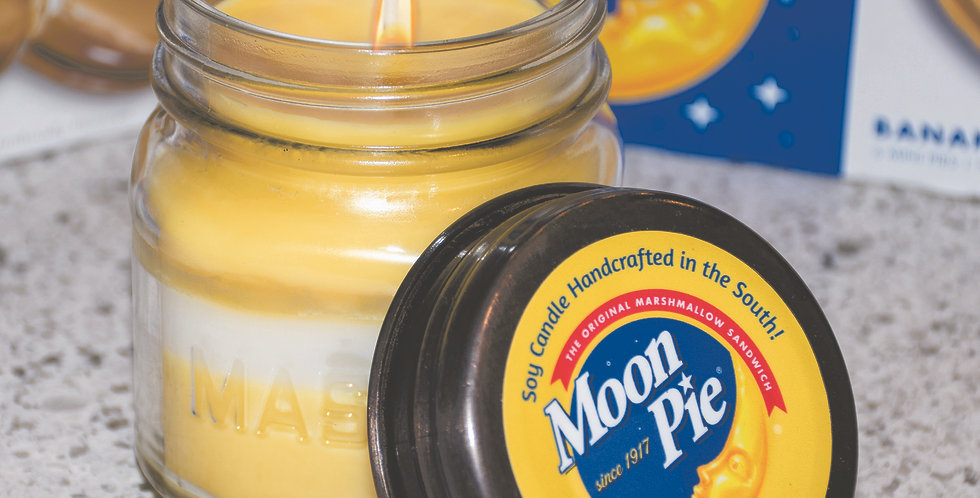 Moonpie Candles - Banana