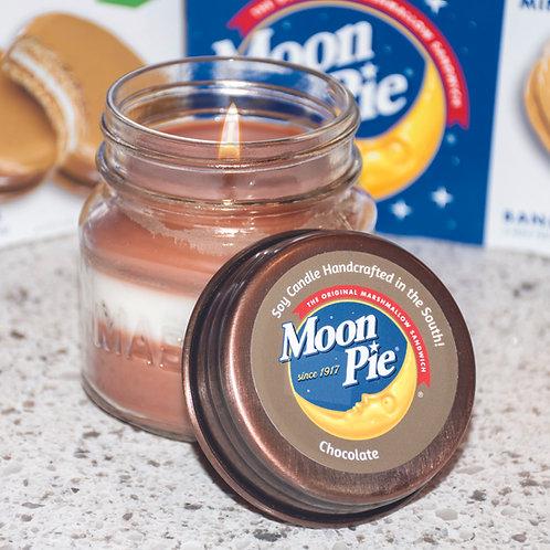 Moonpie Candles - Chocolate