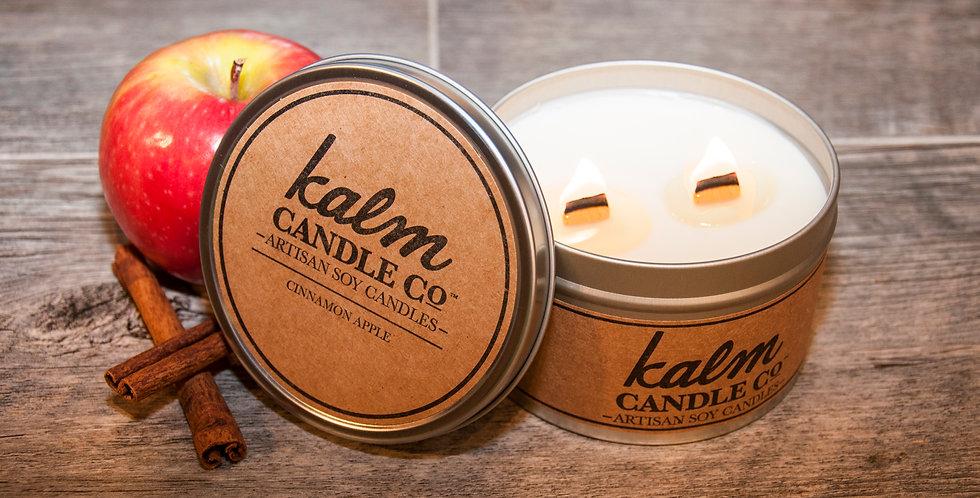 kalm Candles - Cinnamon Apple