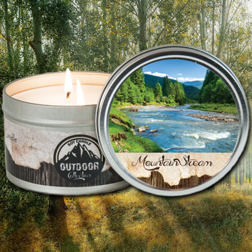 Outdoor Collection - Mountain Stream