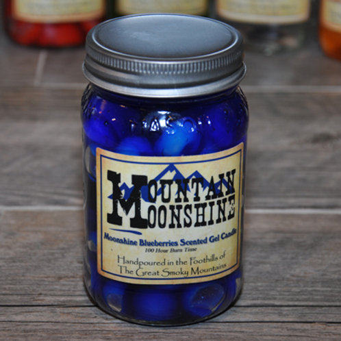 Moonshine Blueberries Moonshine Candle