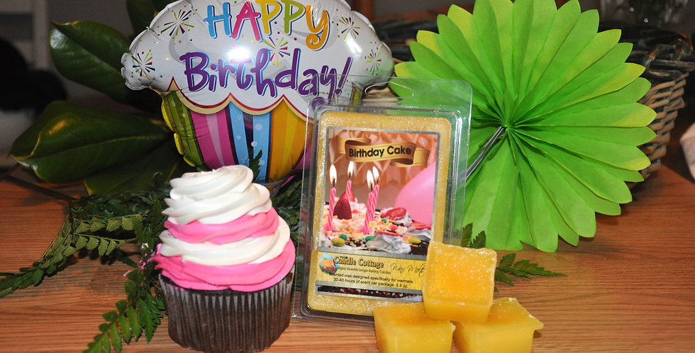 Wax Melts - Birthday Cake
