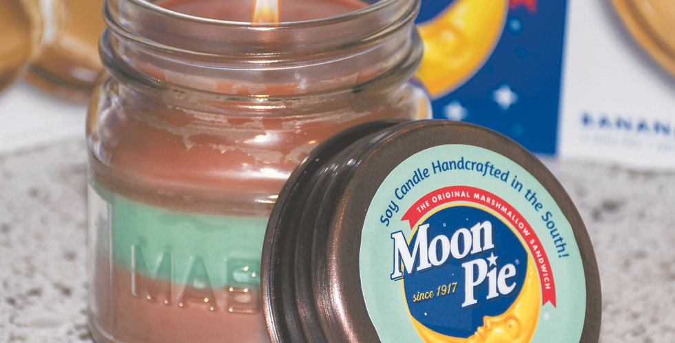Moonpie Candles - Mint