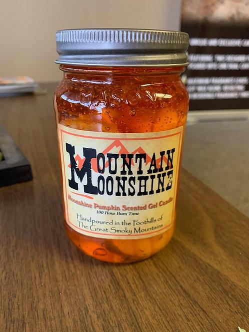Moonshine Pumpkin Candle