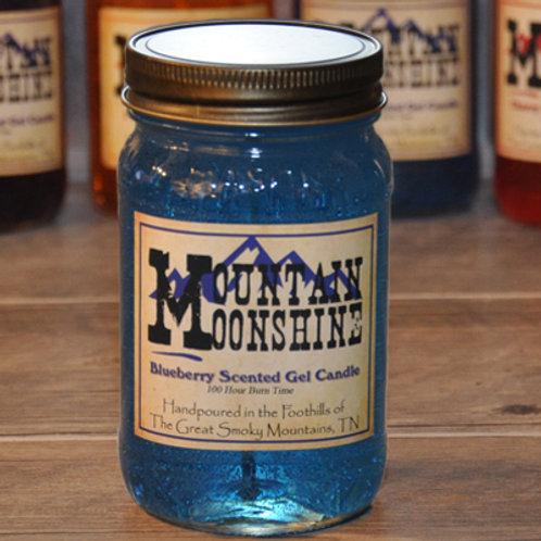 Blueberry Moonshine Candle