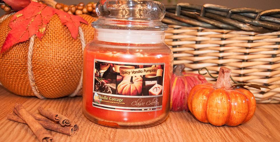 Medium Apothecary - Spicy Vanilla Pumpkin