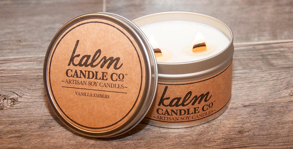 kalm Candles - Vanilla Embers