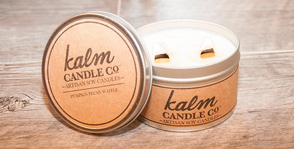 kalm Candles - Pumpkin Pecan Waffle