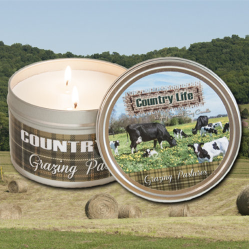 Country Life - Grazing Pastures