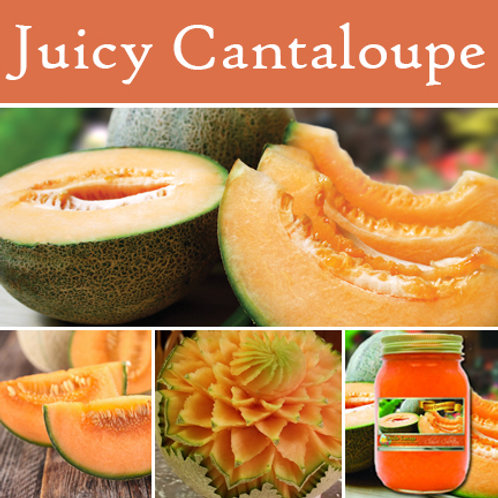 Juicy Cantaloupe
