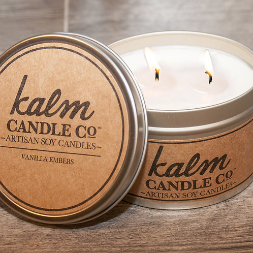 Kalm Collection - Vanilla Embers